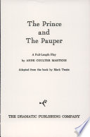 The Prince and the Pauper   Straight