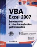 VBA Excel 2007