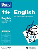 Bond 11   English  Assessment Papers