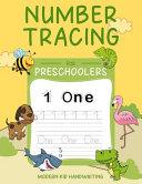 Number Tracing For Preschoolers
