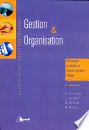 Gestion et organisation
