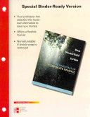Loose-leaf Fundamentals of Corporate Finance Alternate Edition