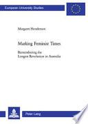 Marking Feminist Times