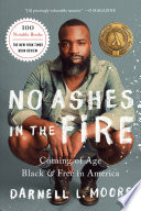 Book No Ashes in the Fire