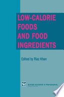 Low-Calorie Foods and Food Ingredients