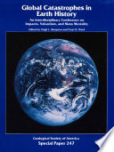 Global Catastrophes in Earth History; An Interdisciplinary Conference on Impacts, Volcanism, and Mass Mortality
