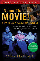 Name That Movie  A Painless Vocabulary Builder
