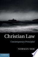 Christian Law book