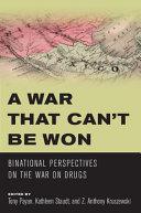 A War that CanÕt Be Won