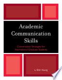 Academic Communication Skills