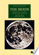 The Moon With Photographs Of Accurate Plaster Models Of