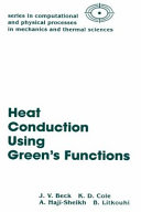 Heat Conduction Using Green S Functions