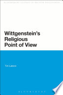 Wittgenstein s Religious Point of View