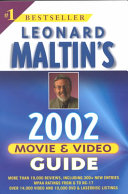 Leonard Maltin s Movie and Video Guide 2002