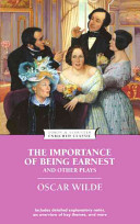 download ebook the importance of being earnest and other plays (enriched classic) pdf epub