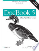 Docbook 5 The Definitive Guide