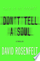 Don t Tell a Soul