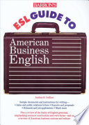 Barron s ESL Guide to American Business English