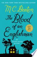The Blood of an Englishman M C Beaton S Beloved Agatha Raisin
