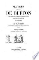 uvres compl  tes de Buffon avec la nomenclature linn  enne et la classification de Cuvier