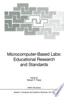 Microcomputer Based Labs  Educational Research and Standards