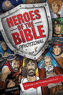 Heroes of the Bible Devotional Book