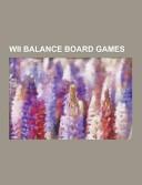 Wii Balance Board Games