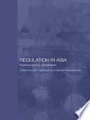 Regulation in Asia