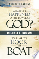 Whatever Happened to the Power of God    It s Time to Rock the Boat