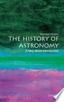 The History of Astronomy  A Very Short Introduction