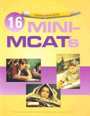 Examkrackers 16 Mini MCATs