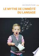 illustration Le mythe de l'innéité du langage
