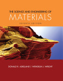 The Science and Engineering of Materials