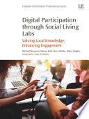 Digital Participation Through Social Living Labs