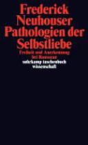 Pathologien der Selbstliebe
