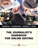 The Journalist's Handbook for Online Editing