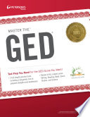 Master the GED  The Language Arts  Reading Test