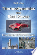 Thermodynamics and Heat Power  Eighth Edition