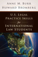 U  S  Legal Practice Skills for International Law Students