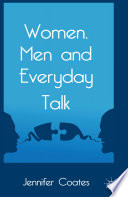 Women  Men and Everyday Talk