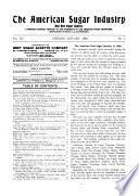 American Sugar Industry and Beet Sugar Gazette