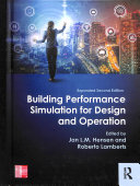 Building Performance Simulation for Design and Operation