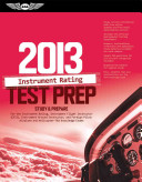 Instrument Rating Test Prep 2013