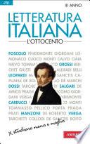 Letteratura italiana  L Ottocento