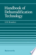 Handbook of Dehumidification Technology