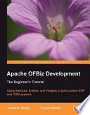 Apache OFBiz Development