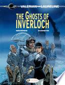 Valerian   Laureline   Volume 11   The Ghosts of Inverloch