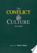 The Conflict and Culture Reader