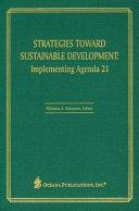 Strategies toward sustainable development