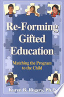 Re forming Gifted Education